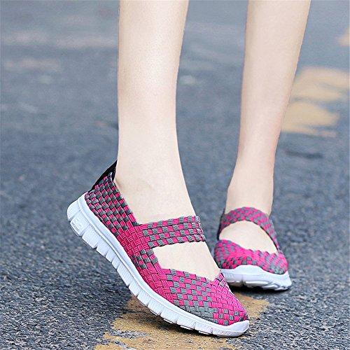 Shoes DC Pink Respirantes 075 Filles La pour des Les Occasionnels Légères Beach Mode Femmes Chaussure RZw5WdCqq