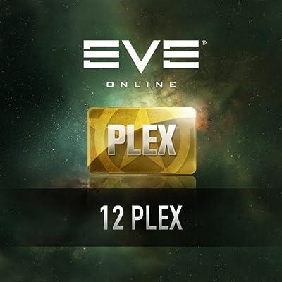12 PLEX: EVE Online [Instant Access]
