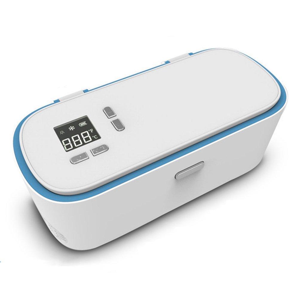 LIQICAI Portable Insulin Kühlschrank Intelligente elektrische für Diabetes-Spritzen Auto 12V 230V