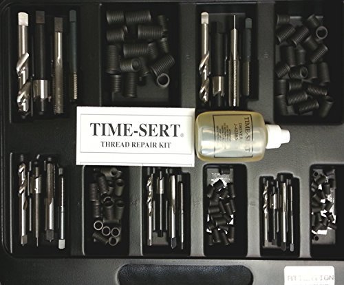Time-Sert Master Inch Coarse UNC thread repair kit p/n 0010 by TIME-SERT by TIME-SERT (Image #1)