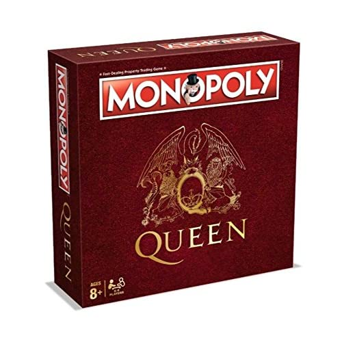 Queen Monopoly Jeu de société