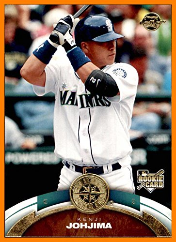2006 Sweet Spot Update #84 Kenji Johjima RC SEATTLE MARINERS Rookie Catcher ()