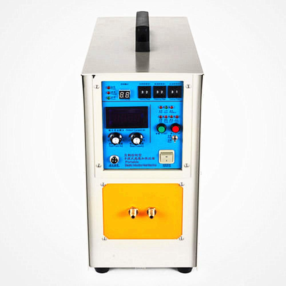 15kw 30 80 Khz High Frequency Induction Furnace Gold Silver Copper Inverter Circuit Diagram 2000w Heater Lh 15a Industrial Scientific