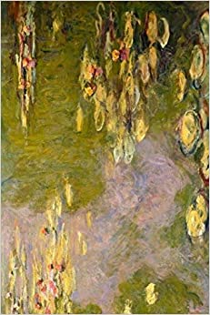 Claude Monet's 'Water Lilies' Art of Life Journal (Lined)