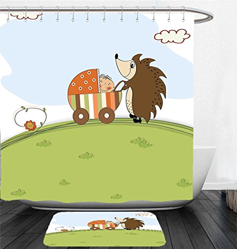 Funky Stroller Baby Shower Theme - 2