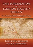 Case Formulation in Emotion-Focused Therapy, Rhonda N. Goldman and Leslie S. Greenberg, 1433818205