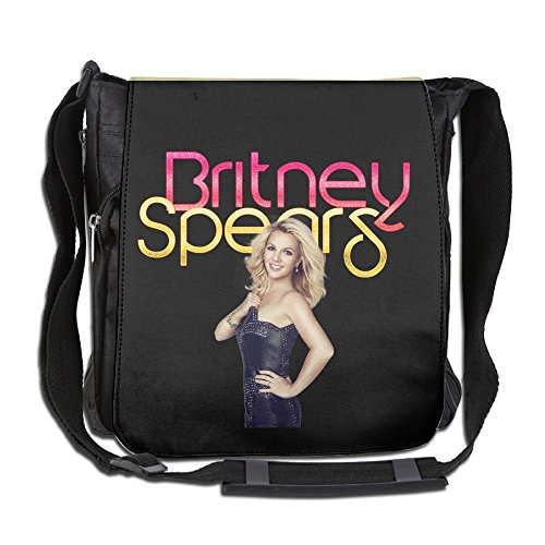 [BakeOnion Britney Spears Poster Messenger Bag Traveling Briefcase Shoulder Bag For Adult Travel And Business] (Britney Spears Costumes)