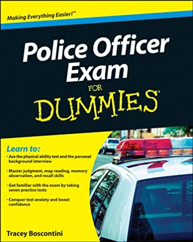 Texas police exam study guide ebook array amazon com police officer exam for dummies ebook raymond foster rh amazon com fandeluxe