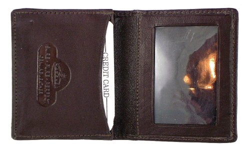 Business Card Holder (Leather) (Cowhide Leather Business Card)