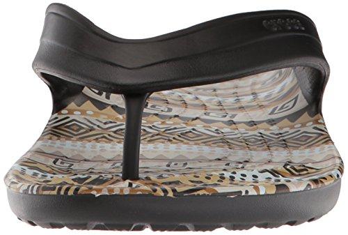 Flip Black Classic Graphic Khaki crocs Flop Classic crocs xYgSICC
