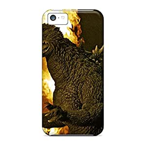 iphone 6 Colorful mobile phone carrying covers For phone Fashion Design case godzilla