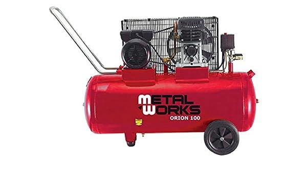 Compresor de aire 3 cv 100 litros: Amazon.es: Bricolaje y herramientas