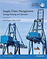 Supply Chain Management, Global Edition, 6th Edition Front Cover