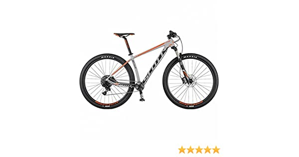 Scott - Bicicleta de montaña Scale 765, negro: Amazon.es: Deportes ...