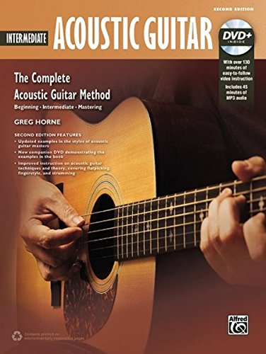 Bluegrass Guitar Tuning - Complete Acoustic Guitar Method: Intermediate Acoustic Guitar, Book & DVD (Complete Method)