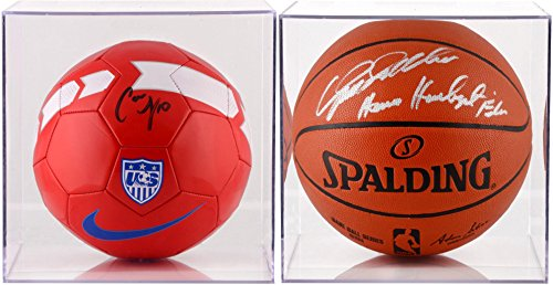 Basketball Display Collection Authentic Certified