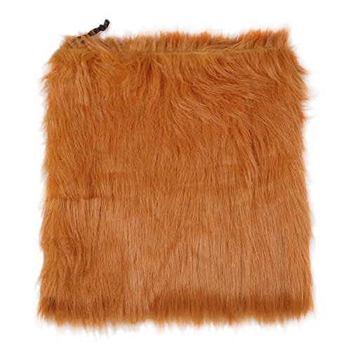 Easiest Halloween Costumes For Kids (Lion Mane Costume for Dog - Dog Lion Wig for Dog Large Pet Festival Halloween Party Fancy Dress Clothes Costume)