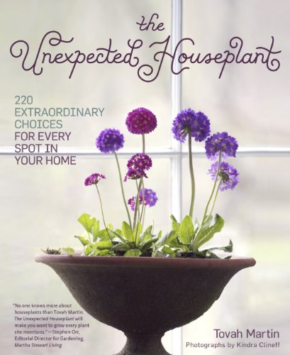 The Unexpected Houseplant: 220 Extraordinary Choices for Every Spot in Your Home (Extraordinary Plants)