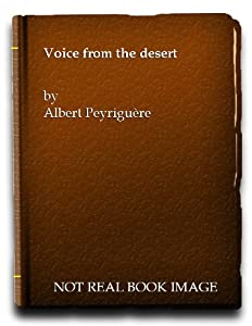 Hardcover Voice from the Desert Book