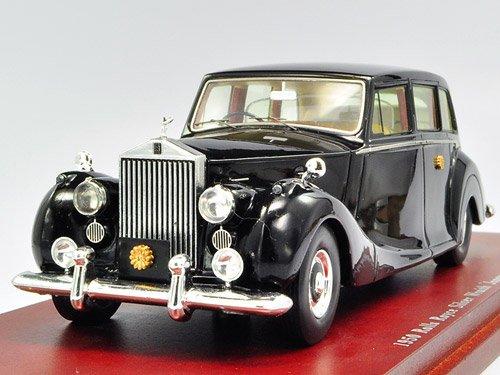 1/43 1950年 ロールスロイス シルバーレイス 御料車 「True Scale Miniatures」 TSM104313