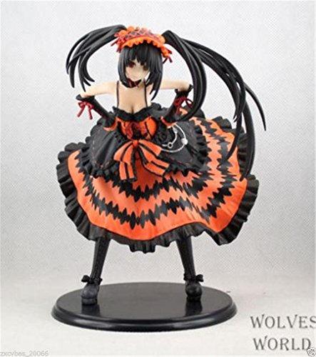 Anime Date A Live Kurumi Tokisaki 1/8 Scale PVC Statue Figur