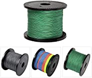 4 Strands Braided Fishing Line - PE Braided Multifilament Line Abrasion Resistant Zero Stretch Strong Line 10L