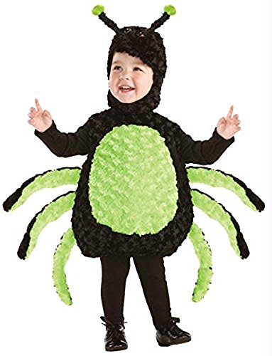 Costumes For All Occasions UR25971TMD Spider Toddler 18-24 Mo