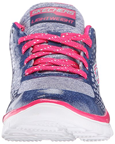 Skechers Skech Appeal Flawless Flyer Mädchen Sneakers Navy/Hot Pink