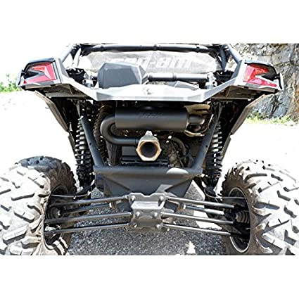 GGB XT Series Slip on Muffler Fits 2017-2018 Can Am Maverick X3, Maverick  X3 Max All Options (Excluding 900HO)