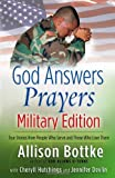 God Answers Prayers, Allison Bottke, 0736916660