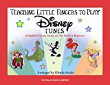 Teaching Little Fingers to Play Disney Tunes, Glenda Austin, 1423431200