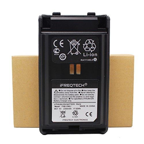 FNB-V96Li for Yaesu/Vertex VX-350 VX-351 VX-354 VX-359 2300mAh Li-ion Battery