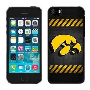 Customized Iphone 5c Case Ncaa Big Ten Conference Iowa Hawkeyes 22 by runtopwell
