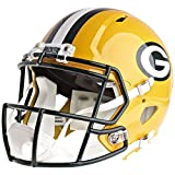Green Bay Packers Officially Licensed Speed Full Size Replica Football Helmet