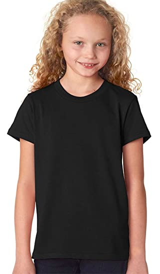 f4f9f7cd Amazon.com: Bella + Canvas Youth Jersey Short-Sleeve T-Shirt: Clothing