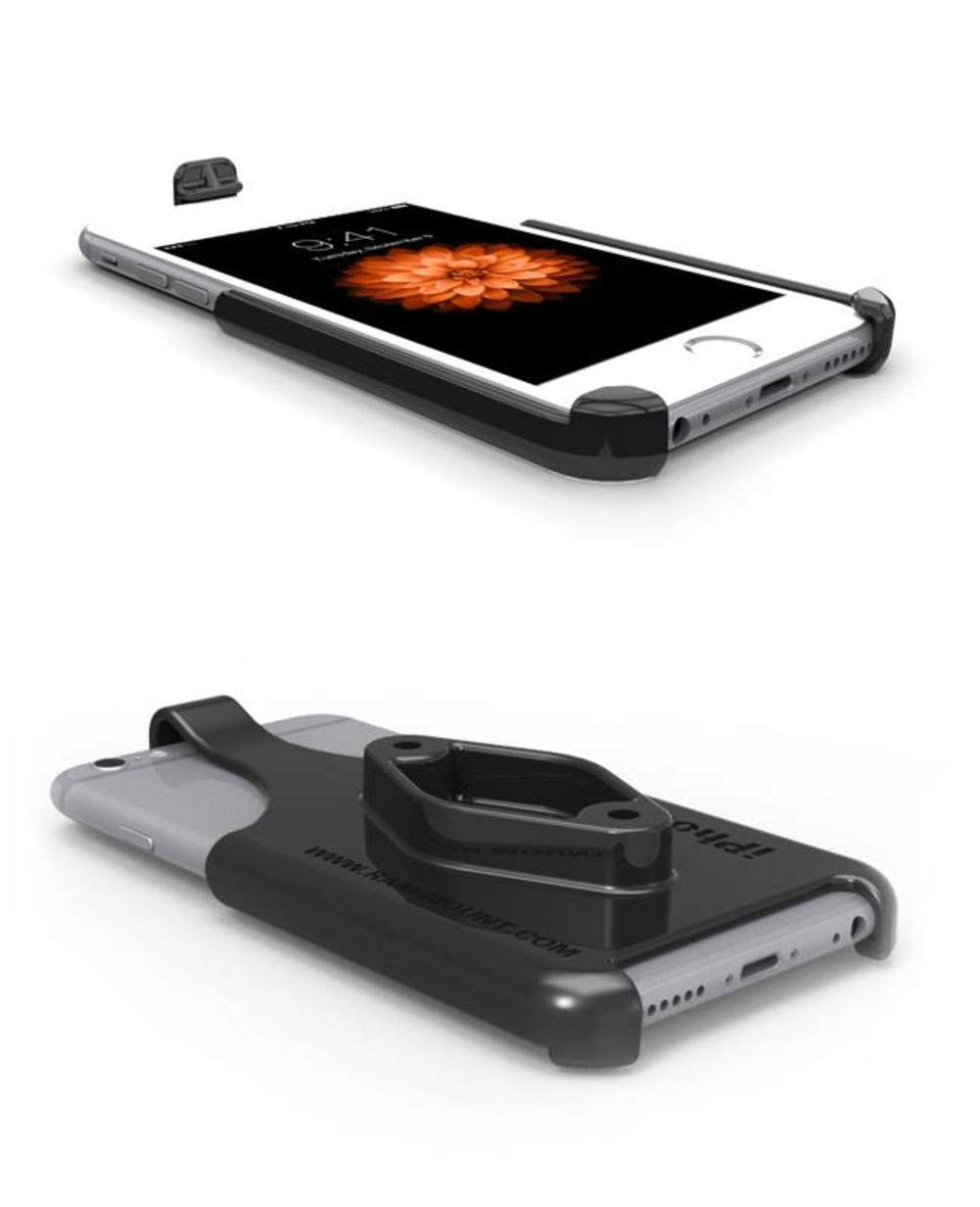pretty nice 19910 1be1c RAM Model Specific Form-Fitted Cradle for the Apple iPhone 6 & 7 WITHOUT  CASE, SKIN OR SLEEVE