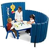 Classroom Divider in Blueberry (10 ft. L x 30 in. H)
