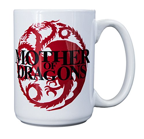 Game of Thrones Collectible Mugs (Mother of Dragons)
