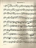 Samtliche 83 Quartette fur Zwei Violinen, Viola u. Violoncello, part III: Quartette 31-50 (Edition Peters, No. 289c)