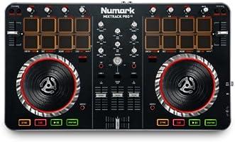 Numark MixTrack Pro II - Controlador DJ todo en uno de 2 canales ...