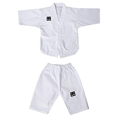 Amazon.com: Mooto Taekwondo - Uniforme para el primer día de ...
