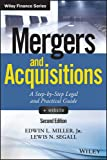 img - for Mergers and Acquisitions: A Step-by-Step Legal and Practical Guide +Website (Wiley Finance) book / textbook / text book