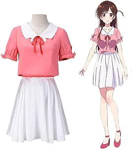 Zhengyun Anime Mizuhara Chizuru Cosplay Disfraz Vestido Rent ...
