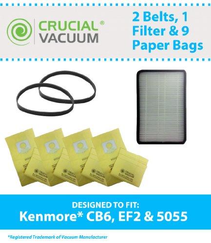 2 kenmore cb6 belts