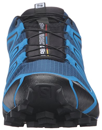 Blue bright Trail Depth Da Speedcross Salomon blue 4 Uomo Scarpe black Running Blu Cs wPR7fS