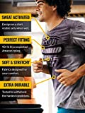 Actizio Sweat Activated Funny Motivational Workout