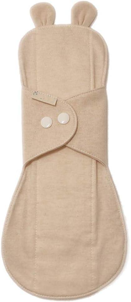 GFYWZ Almohadillas higiénicas de algodón orgánico Plus para ...
