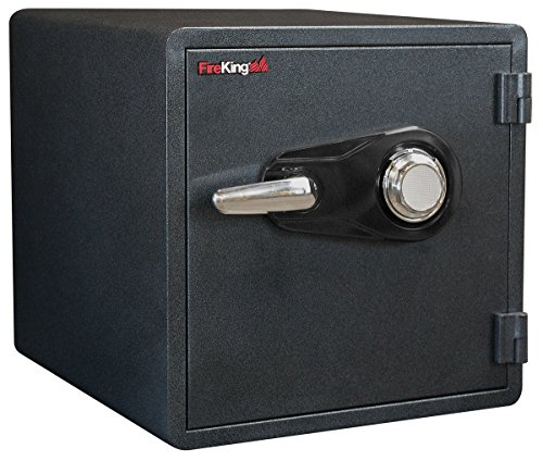 - FireKing Business Class 1-Hour Rated Fire Safe Combination Dial Lock