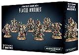 Games Workshop 99120102078'' Death Guard Plague Marines Miniature