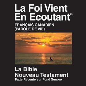 Amazon.com: PDV Nouveau Testament Français Parole de Vie Voix